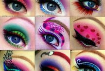 Makeup en foliiiie