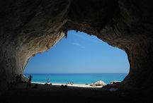 East Coast Beaches of Sardinia Italy / Sardinia Beaches that line the coast of the Province of Ogliastra / by Experience Sardinia Italy Bella Sardegna