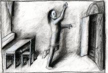 The Bridge / The Bridge is a ontological video graphic novel about a boy and a girl, the life of riches and elegance and the pitfalls of depression and senselessness.   Il Bridge è un ontologica video di graphic novel di un ragazzo e una ragazza, la vita di ricchezza e l'eleganza e le insidie di depressione e insensatezza.