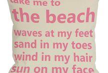 beach ideas / by Marla Moyer