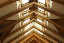 Arch + wood / by Isebrendi L-G