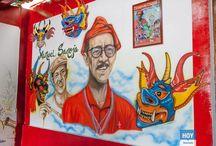 """Diablos Danzantes de Yare / Taller de artesanía """"El Mocho"""": 70 años dándole rostro a los Diablos de Yare"""