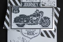 SU - Stamp - One Wild Ride