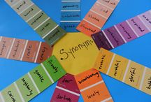 Building Elijah's Vocabulary / My son has a processing disability - it makes building his written vocab a little more difficult than the average 8 year old. This board is about finding creative ways to help build that vocab. one word at a time... / by Elizabeth Towns
