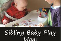 Siblings play / by Hillarie Millsaps