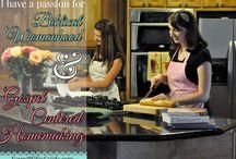 Gospel Centered Homemaking / by Valerie Williams