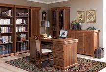 Bolton / Bolton - kolekcja stworzona dla miłośników klasycznych wnetrz. Stylizowane meble w kolorze ciepłego orzecha ecco z ozdobnymi uchwytami stworzą wnętrze z klasa, zarazem przytulne i eleganckie.