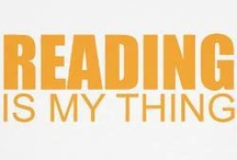 Reading is my Thang! / by Elizabeth Coble