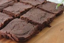 SWEET POTATOE BROWNIES