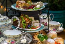 Happy high tea / The most beautiful high tea places