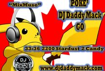 """Get some Pokemon Go's in Victoria BC only / I have see """"StarTack"""" & """"MixMuse"""" See if you can get them"""