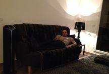 Home sweet home / Parti di casa!!