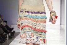 saias coloridas