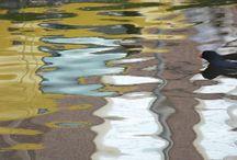 Mijn waterfoto's / My waterpictures / Spiegelingen in het water / Water reflections