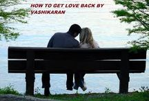 How to Get Lost Love Back
