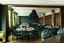 A Room to Dine In / Dining Rooms / by Jessica Rhodes