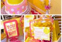 Children's b-day party ideas / by Laurie Severson
