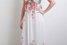 maxi Dress / by Olivia Starnes Brown