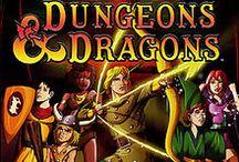 Caverna do Dragão / Dungeons & Dragons P.I 9