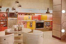 1970s kitchen