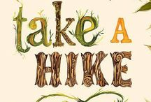 Hiking/Activities / Take A Hike ;) / by Cynthia Rios