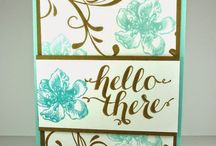 Hello There Stampin' Up! / Stampin' Up!
