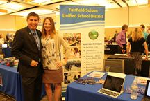 Educator Job Fair 2016 / These images are from Sonoma State University's Educator Job Fair. The fair is an environment where aspiring educators have the opportunity to meet with potential employers to learn more about the different schools in attendance. Students also have the opportunity to practice their interview skills with professionals. All images are courtesy of School of Education Sonoma State University Flickr. / by Sonoma State University
