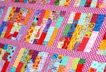 Scrap quilts / by Ann Spenrath