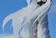 ghiaccio inverno