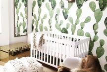 Natural Nursery Ideas / hobbe australia, hobbe, nursery, nursery inspiration, neutral nursery, nursery decor, nursery styling, rocking chair, nursing chair, feeding chair, pregnancy, nursery design, baby nursery, baby room, newborn, nursery ideas, interior design, kids decor