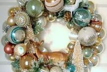 Christmas | Wreaths / Inspiration for Christmas Wreaths