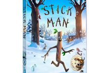 Stick Man Film / For all news and goodies about the amazing Stick Man film!