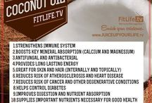 Coconut oil / by Kelly O'Neill Bowes