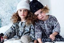 Rose&Bleu Winter Collection / Rose Bleu - Children´s Wear - Fashion - Sophisticated - Boys and Girls