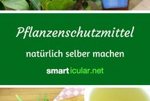 Natur Garten Dünger.