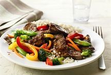 Stir-Fry / Whether you're on the run or just looking for a quick and easy meal, stir-fry is the cooking method for you.