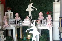 decoração infantil meninas / Decoração provençal meninas