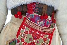 broderi och textilhantverk