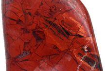 Mineral art / Jasper, Amethyst, Tiger eye, Amber, Malachite, Rhodochrosite, Quartz, Fluorite, Crystal, Uranium, Opal