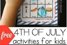 July Activities!