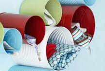 Arts & Crafts - Tin Cans