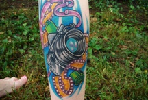 Tattoos  / by Morgan Keeter