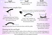 Drawing tutorial / Best drawing tutorials.:)