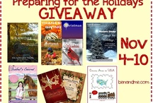 Giveaways / Giveaways for home, family, or homeschool - all family friendly products - all the time.
