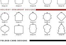 Card Template (generic)