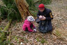 Geocaching / Schatzsuche mit und ohne Kids