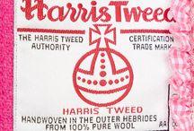 (Harris) Tweed