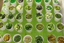 """Get Your """"Green"""" On / Enjoy these great recipes of green foods and snacks, some """"green"""" and eco friendly products that we sell, and other greens in between :) / by The Vitamin Shoppe"""