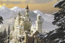 Castles/ Palaces / Photos of incredible castles and palaces across the globe!