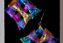 Glassmykker